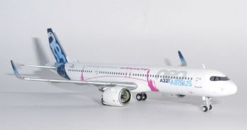 Airbus A321 NEO House / Demo Livery JC Wings Diecast Model Scale 1:400 XX4089 E